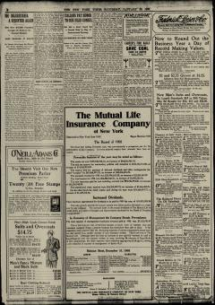 New York Times, January 30, 1909, Page 4