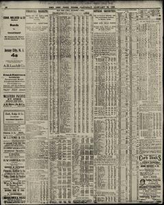 New York Times, January 30, 1909, Page 10