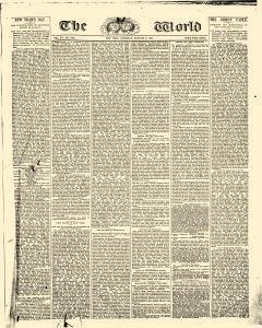 New York World, January 02, 1875, Page 1