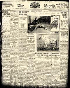 New York World, May 31, 1902, Page 1