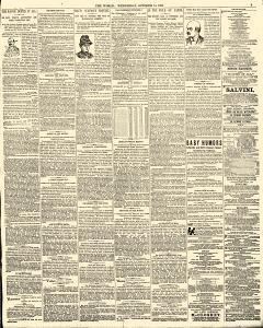 World, October 14, 1885, Page 3