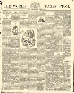 World, October 22, 1890, Page 9