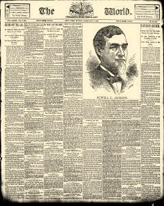 World, February 05, 1893, Page 1