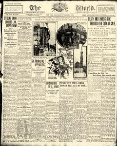 World, September 17, 1903, Page 1