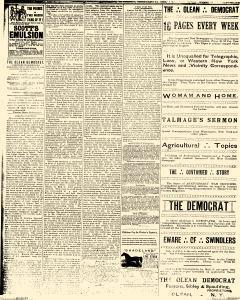 Olean Democrat, February 27, 1890, Page 4