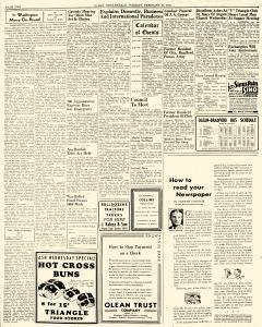 Olean Times Herald, February 25, 1941, Page 2