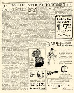 Olean Times, November 10, 1931, Page 6