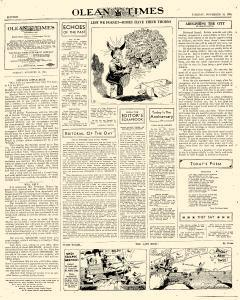 Olean Times, November 10, 1931, Page 16