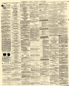 Central City Daily Courier, November 22, 1858, Page 4