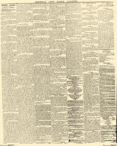Central City Daily Courier, January 10, 1859, Page 3