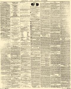 Central City Daily Courier, January 10, 1859, Page 4