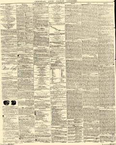 Central City Daily Courier, January 14, 1859, Page 4