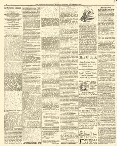 Syracuse Daily Standard, December 06, 1887, Page 2