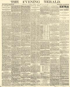 Syracuse Evening Herald, June 03, 1884, Page 1