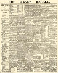 Syracuse Evening Herald, June 06, 1884, Page 1