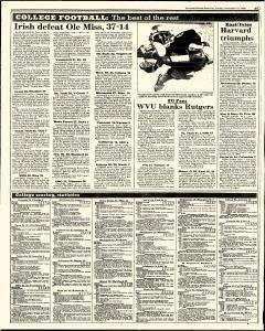 Syracuse Herald American The Post Standard, November 10, 1985, Page 205