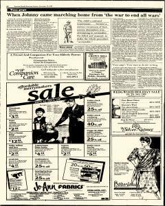 Syracuse Herald American The Post Standard, November 10, 1985, Page 263