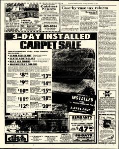 Syracuse Herald American The Post Standard, November 10, 1985, Page 279