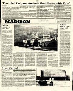 Syracuse Herald American The Post Standard, November 10, 1985, Page 288