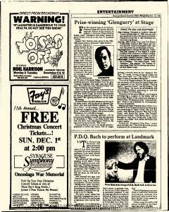Syracuse Herald American The Post Standard, November 10, 1985, Page 322