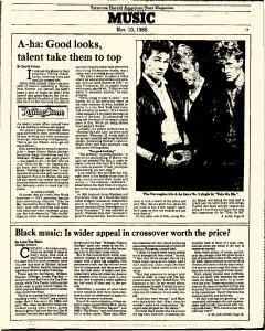 Syracuse Herald American The Post Standard, November 10, 1985, Page 333