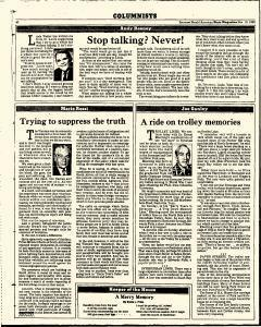 Syracuse Herald American The Post Standard, November 10, 1985, Page 358