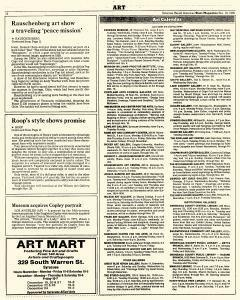 Syracuse Herald American The Post Standard, November 10, 1985, Page 54