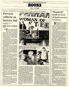 Syracuse Herald American The Post Standard, November 10, 1985, Page 55