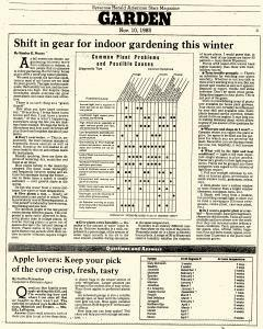 Syracuse Herald American The Post Standard, November 10, 1985, Page 63