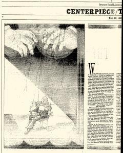 Syracuse Herald American The Post Standard, November 10, 1985, Page 64