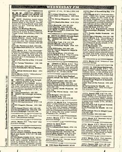 Syracuse Herald American The Post Standard, November 10, 1985, Page 122