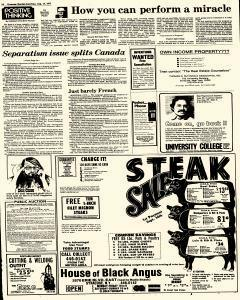 Syracuse Herald American, August 14, 1977, Page 84