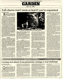 Syracuse Herald American, September 22, 1985, Page 167
