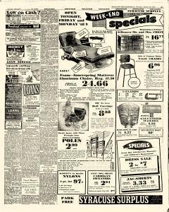 Syracuse Herald Journal, October 20, 1955, Page 67