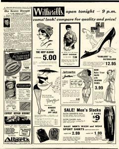 Syracuse Herald Journal, February 28, 1958, Page 8