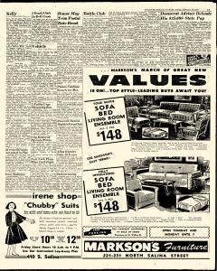 Syracuse Herald Journal, February 28, 1958, Page 17