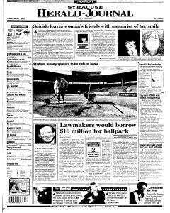 Syracuse Herald Journal, March 30, 1995, Page 104