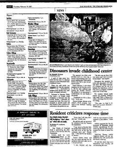 Syracuse Herald Journal, February 15, 2001, Page 45