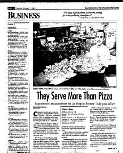 Syracuse Herald Journal, February 15, 2001, Page 49