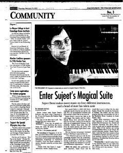 Syracuse Herald Journal, February 15, 2001, Page 59