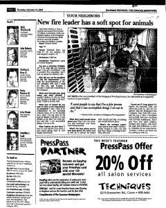 Syracuse Herald Journal, February 15, 2001, Page 78