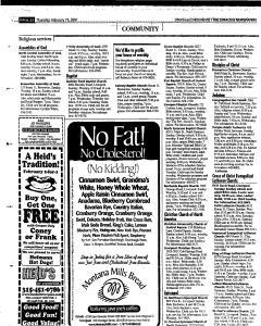 Syracuse Herald Journal, February 15, 2001, Page 98