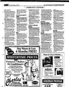 Syracuse Herald Journal, February 15, 2001, Page 102