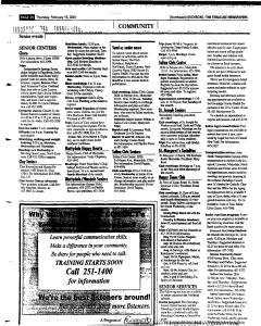 Syracuse Herald Journal, February 15, 2001, Page 106