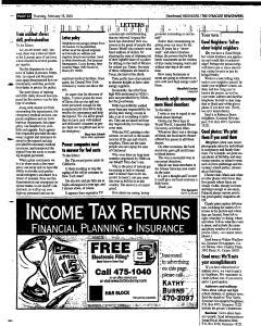 Syracuse Herald Journal, February 15, 2001, Page 108