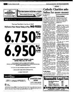 Syracuse Herald Journal, February 15, 2001, Page 122