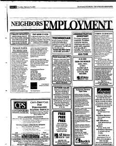 Syracuse Herald Journal, February 15, 2001, Page 152