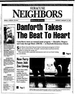 Syracuse Herald Journal, February 15, 2001, Page 157