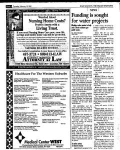 Syracuse Herald Journal, February 15, 2001, Page 198