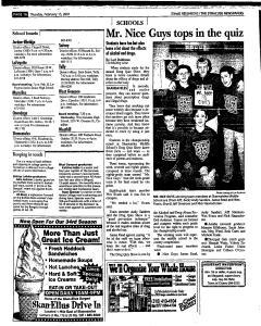 Syracuse Herald Journal, February 15, 2001, Page 208